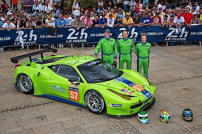 Krohn Racing logistics facts for the road to Le Mans