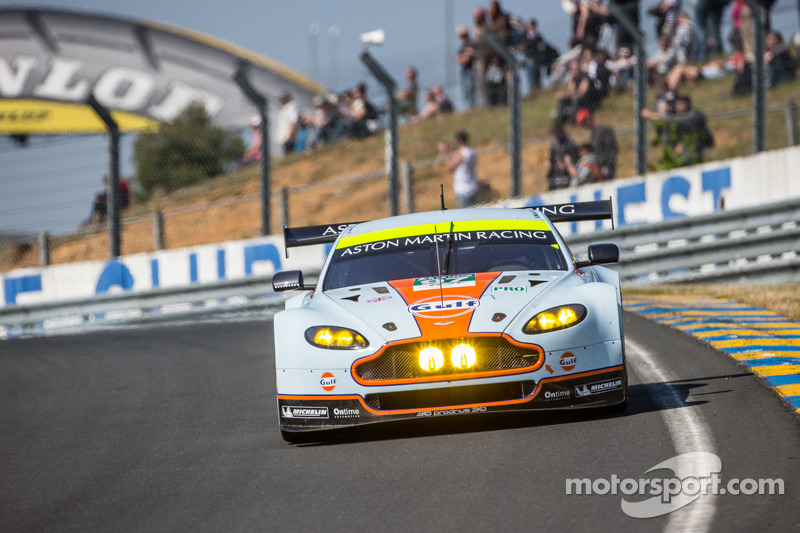 Stefan Mücke on start at the 24 hours of Le Mans for the eighth time