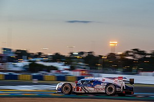 Le Mans Race report Le Mans 2014: Halfway report