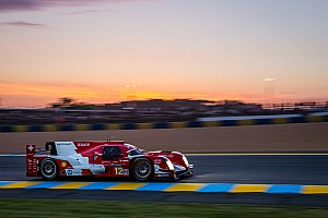 Le Mans Race report The REBELLION R-One claims an amazing fourth place overall !