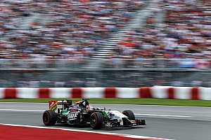 Formula 1 Preview Sahara Force India hopes to continue its run of points finishes in Austria