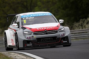 WTCC Qualifying report Citroën goes 1-2-3 in qualifying at Spa-Francorchamps