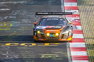 Endurance Race report Mechanical issues frustrates G-Drive Racing hopes at the 24 Hours of the Nürburgring