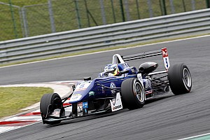 F3 Europe Race report King: I've never had to work so hard for just three points!