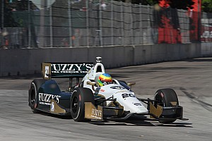 IndyCar Preview Proper planning helps drivers prepare for Texas heat