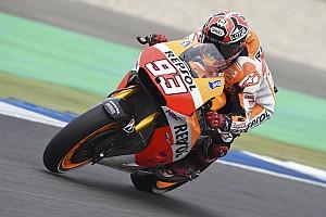 MotoGP Race report Bridgestone: Marquez blows away the field in fantastic flag-to-flag Dutch TT
