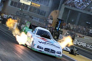 NHRA Preview Beckman expects Valvoline crew change to begin paying off