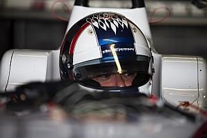 Formula E Testing report The Andretti Formula E team took to the track at Donington Park