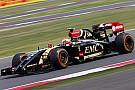 'Hurdles' in way of Lotus' Mercedes move