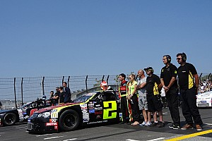 NASCAR Qualifying report Vilarino leads NASCAR Euro the field at the Nurburgring