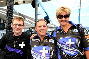 NHRA Special feature Infinite Hero Foundation: Oakley helps again