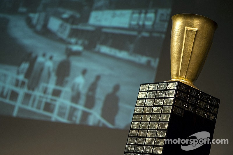 New trophy for 24 Hours of Spa unveiled