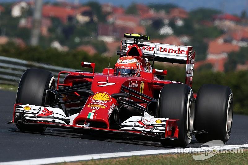Angry Raikkonen says Ferrari must address 'weaknesses'
