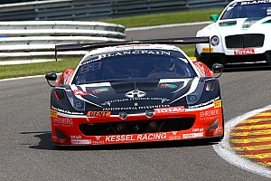 Blancpain Endurance Breaking news Marcus Mahy injury update