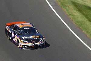 NASCAR Cup Breaking news NASCAR slams Denny Hamlin and No. 11 JGR team with big penalties