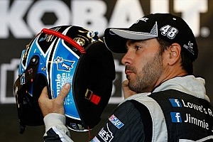 NASCAR Cup Commentary Seeking a turnaround – Jimmie Johnson