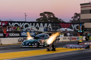 NHRA Qualifying report Schumacher, J. Force And A. Johnson race to provisional No. 1's at Northwest Nationals