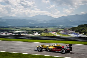 F3 Europe Qualifying report A double pole position for Italian Giovinazzi in Austria
