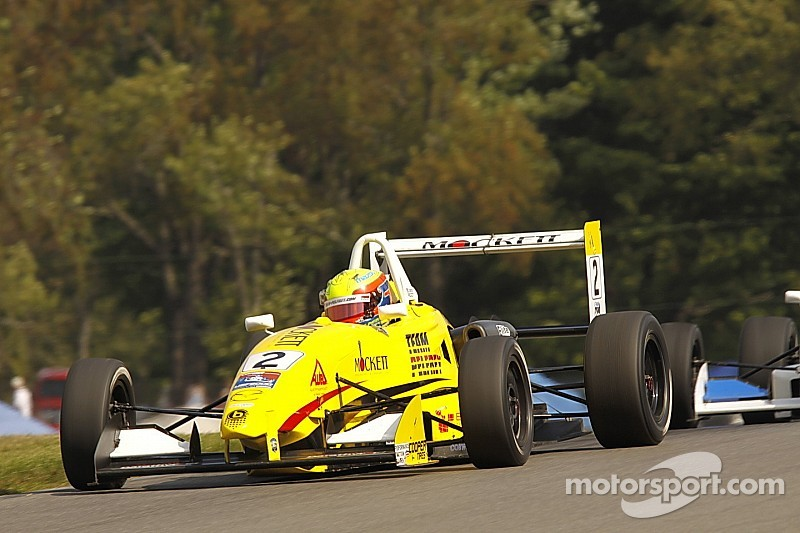Costa and Team Pelfrey score breakthrough Pro Mazda win