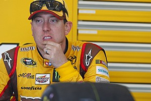 NASCAR Cup Breaking news Kyle Busch out early at Pocono Raceway
