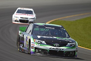 NASCAR Cup Breaking news The 'Big One' breaks out at Pocono Raceway