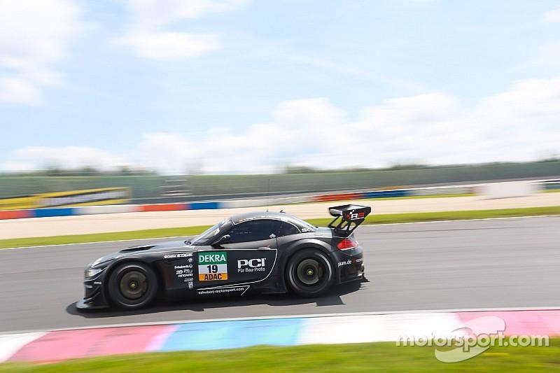 Hürtgen, Baumann and PIXUM Team Schubert take the lead in the ADAC GT Masters standings