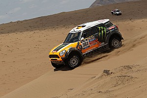Offroad Preview Four MINI ALL4 Racing vehicles to make the trip to Hungary
