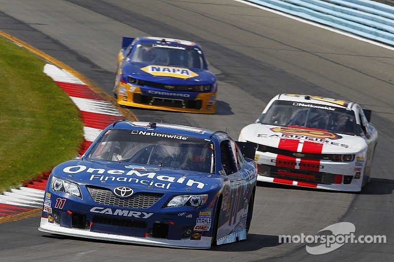 Thirteen points separate top four entering Mid-Ohio