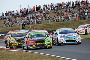 BTCC Preview Shedden fired up for homeland showdown
