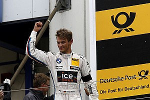 DTM Race report Wittmann claims fourth win of the season at home race for BMW Team RMG