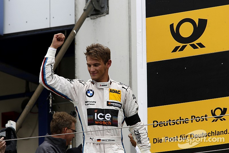 Wittmann claims fourth win of the season at home race for BMW Team RMG