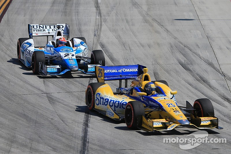 Andretti Autosport to field five teams in 2015