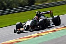 Sahara Force India completes a productive first day of practice for the Belgian GP
