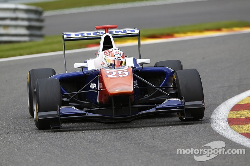 Ghiotto reigns supreme in Spa qualifying