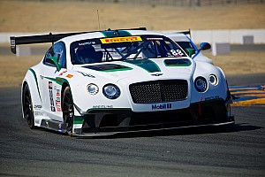 PWC Qualifying report Dyson Racing Team Bentley scores best results to date