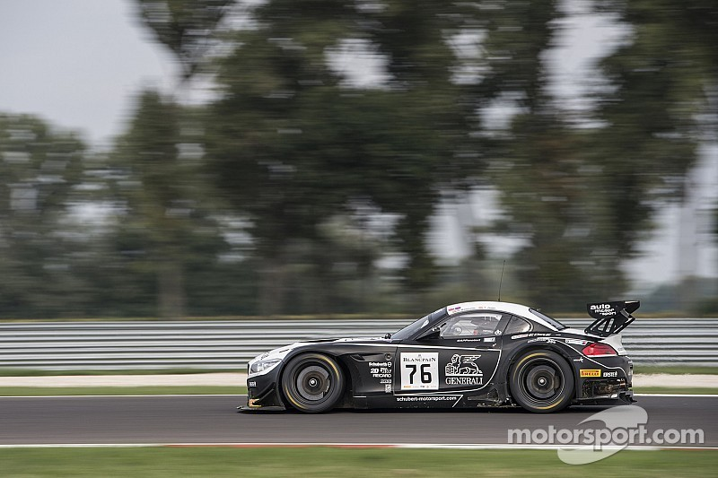 First Blancpain Sprint Series win for Baumann and Jäger