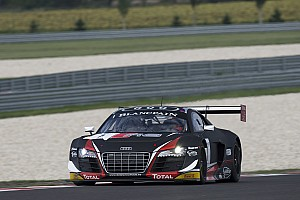 Blancpain Sprint Race report One win and one podium finish for the Belgian Audi Club Team WRT in eventful Slovakiaring weekend