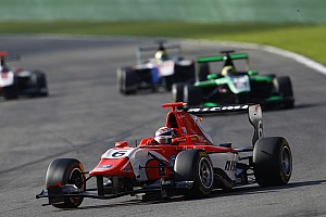 GP3 Race report Mardenborough hauls in points at Spa-Francorchamps