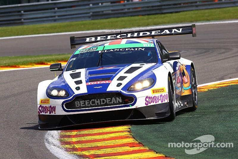 British GT: Beechdean take Brands poles