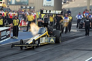 NHRA Qualifying report Schumacher and Capps take NHRA wins in Indy