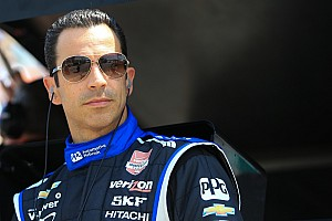 IndyCar Interview In championship battle, Castroneves is second. Again. And again. And again.