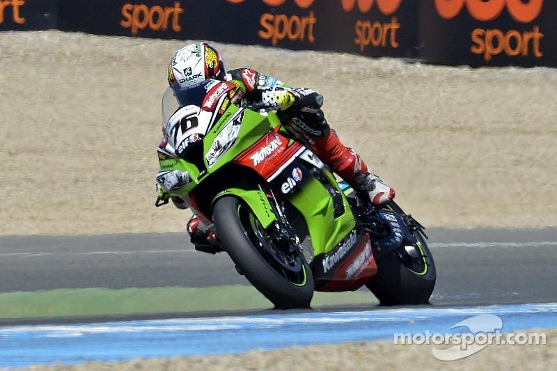 Baz takes Tissot-Superpole and sets new best lap at Jerez