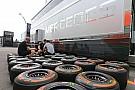 Hamilton on pole using P Zero White Medium tyres: speeds in excess of 350kph