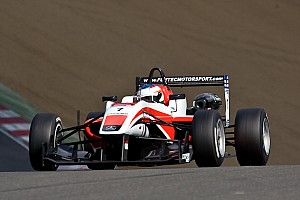 BF3 Qualifying report Rao and Cao share poles at Donington