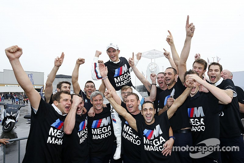 Marco Wittmann: DTM champion at record speed