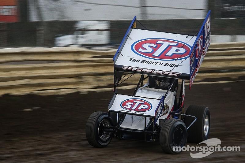 Donny Schatz scores his 21st win of the season at Kokomo Speedway