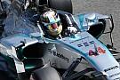 Hamilton takes over at the top in FP2 as Maldonado crashes