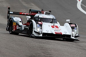 WEC Qualifying report Disappointment for Audi in qualifying at Austin