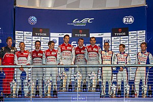 WEC Race report No. 2 Audi claims Six Hours of COTA victory