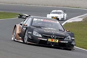 DTM Qualifying report Pascal Wehrlein books grid position seven in Zandvoort